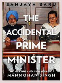 Accidental Prime Minister Book