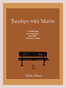 review on tuesdays with morrie Books usually don't make me too emotional so when tuesdays with morrie reduced me to tears, i knew i had come across something special a story of a rekindled relationship, tuesdays with morrie chronicles the time spent by a student, mitch albom, with his former college professor, morrie schwartz, who is dying from als.