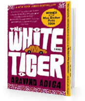 book review of the white tiger