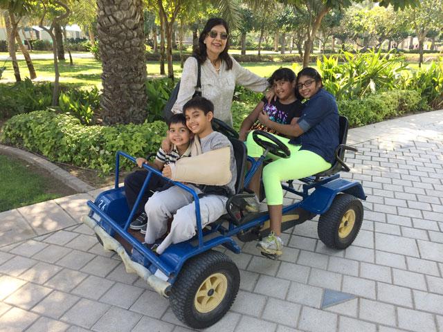 Zabeel Park Dubai UAE